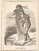 The Tempter (Punch, November 27, 1886)