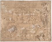 Garden of Eden; Creation of the Animals