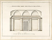 Section of the Loggia in the Villa of Pope Julius [III.]