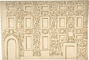 Design for painted or stucco facade