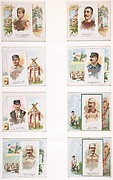 World's Champions, Second Series, Tobacco issue