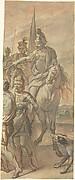 Scene from the Life of Saint Bartholomew (fragment)