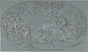 Death of Niobe and Her Children