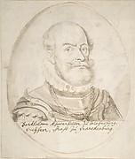 Portrait of Bartholomeo Ehrenfüller(?)