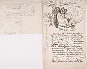 Letter to Theo Hanon, from Rops, signed Fély