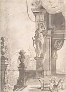 Roman Capriccio with Terrace