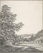 Southern German Landscape
