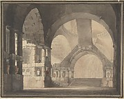 Archways, Design for Stage