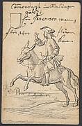 Shield Knave: A Horseman