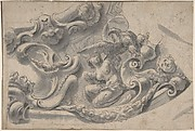 Design for a Decorative Cornice