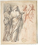Four Men Arguing