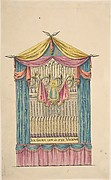 Design for a Fanciful Organ