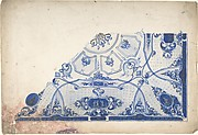 Design for a Painted Ceiling