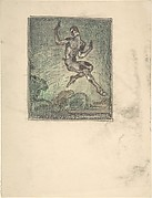 Dancer in the Role a Faun