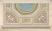 Design for a Decorated Ceiling