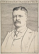 Portrait of Theodore Roosevelt