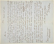 Letter, 24 March 1850
