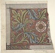 Design for Ecclesiastical Embroidery -- Cross Stitch Pattern
