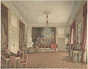 Room of Archduke Ludwig Victor in the Hofburg, Vienna
