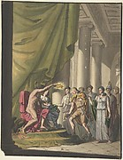 Allegory of Victory: Soldier Being Crowned by Laurels