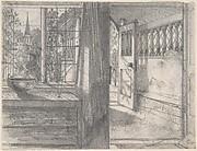 A Cottage Porch