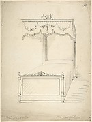 Design for Bed with Canopy