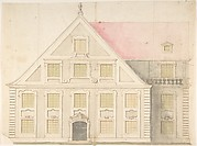 Design for a House Façade