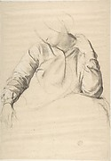 Study of a Woman Seated