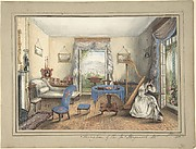 """Drawing Room of the Plas. Spa"""