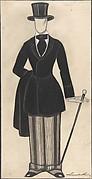 Gentleman's formal attire