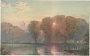 Windsor from Dachet