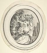 Marton, ou la jeune bouquetière