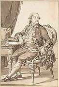 Portrait of Cesare Bonesana, Marchese di Beccaria