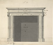 Design for a Chimneypiece