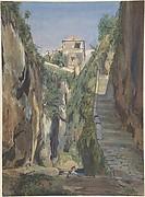 A Glen in Sorrento