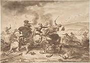 Combat of Cavalry
