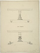 Designs for Loo-Tables