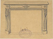 Design for a Mantelpiece