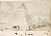 Study of a Pyramid