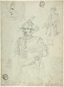 Napoleon Bonaparte at the Champ de Mai, June 1, 1815