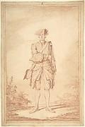 Standing Soldier: Garde Française