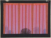 "Set Design for ""Ballet Africain,"" George White's Scandals, New York"