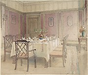 Design for Dining Room