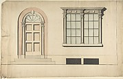 Design for an Exterior Doorway and Window