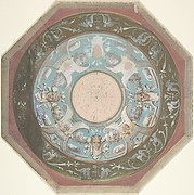 Design for Octagonal Ceiling