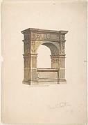 Monument of Richard Jervoice, 1563