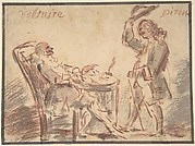 Voltaire and Piron