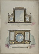 Design for Two Mirrors over Mantels
