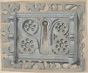 Metal Keyplate for Church