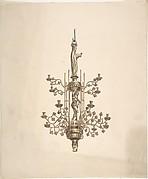 Design for a candelabrum